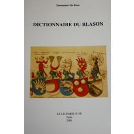 Dictionnaire du blason