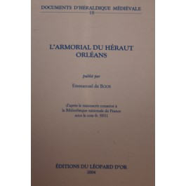 l'armorial du heraut orleans