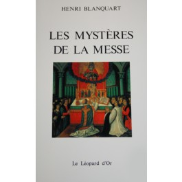 Les mystères de la messe