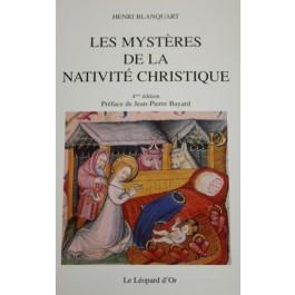 Les mystères de la nativite christique