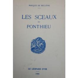 Les sceaux du Ponthieu