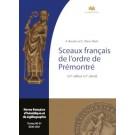 Revue française d'héraldique et de sigillographie, tomes 90-91 : Sceaux français de l'ordre de Prémontré (XIIe - début XVIe siècle)